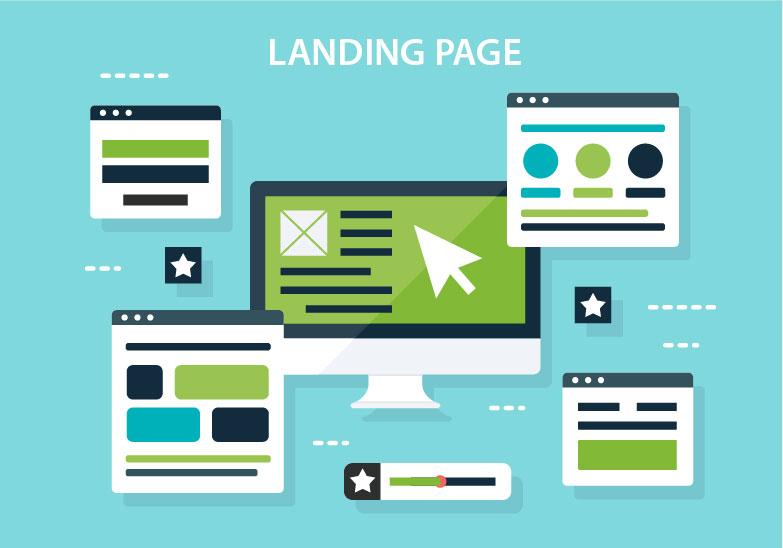 landing page, promotion événement internet, offre promotionnelle, page atterrissage