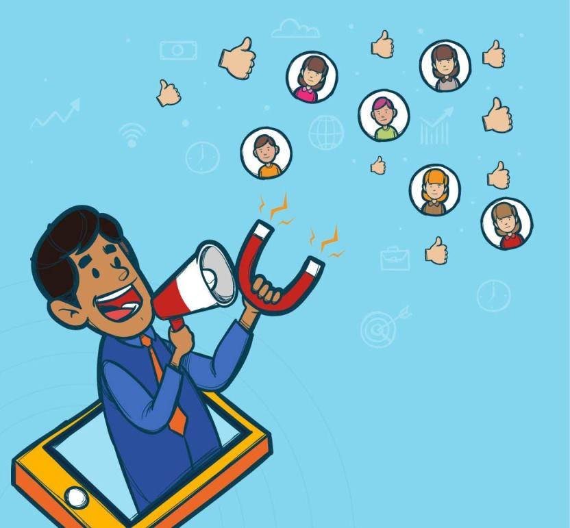 inbound marketing, vendre sur internet, fidéliser client, trouver nouveaux clients, marketing digital, communication entreprise, magnet, convertir client, canal de communication, webmarketing dakar, startup sénégal
