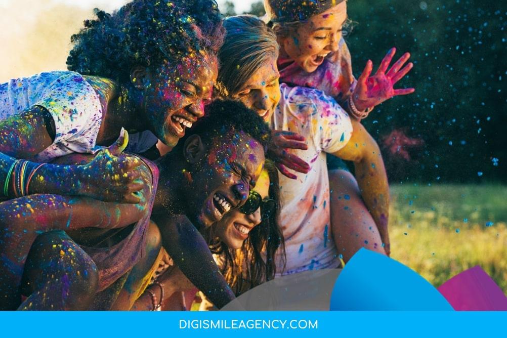 communication évènement, promouvoir événement, promouvoir festival, stratégie réseaux sociaux événement, marketing événementiel, événementiel sénégal, stratégie digital événement, communication holiland, communication festival des couleurs