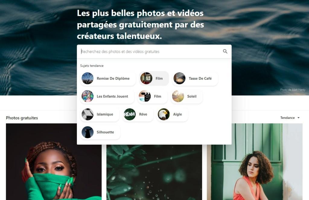 Pexels.com : de belles photos libres de droit à télécharger gratuitement